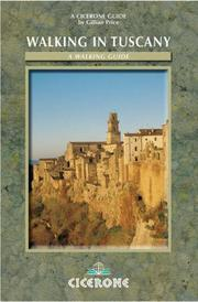 Cover of: Walking in Tuscany