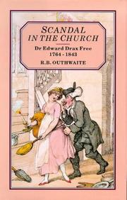 Cover of: Scandal in the Church | R.B. Outhwaite