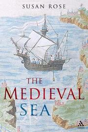 Cover of: The Medieval Sea