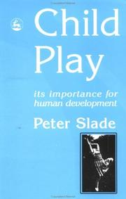 Cover of: Child play