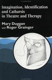 Cover of: Imagination, identification, and catharsis in theatre and therapy