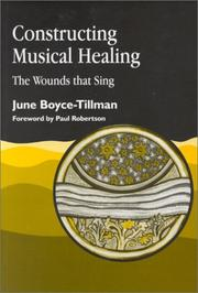 Cover of: Music and healing