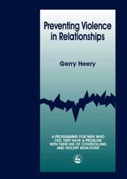 Cover of: Preventing Violence in Relationships | Gerry Heery