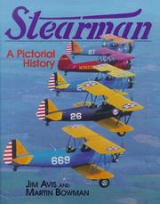 Cover of: Stearman a Pictorial History