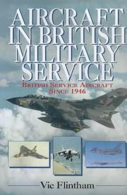 Cover of: Aircraft in British military service