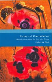 Cover of: Living with contradiction
