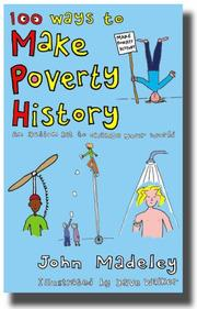 Cover of: 100 Ways to Make Poverty History
