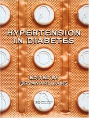 Cover of: Hypertension in Diabetes