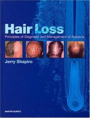 Cover of: Hair Loss | Jerry Shapiro