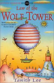 Cover of: Law of the Wolf Tower