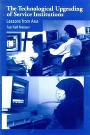 Cover of: The Technological Upgrading of Service Institutions