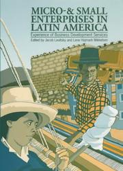 Cover of: Micro- and small enterprises in Latin America