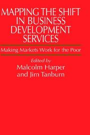 Cover of: Mapping the Shift in Business Development Services
