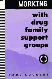 Cover of: Working with drug family support groups