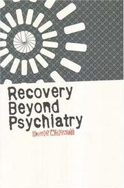 Cover of: Recovery Beyond Psychiatry