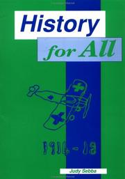 Cover of: History for all | Judy Sebba