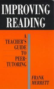 Cover of: Improving reading