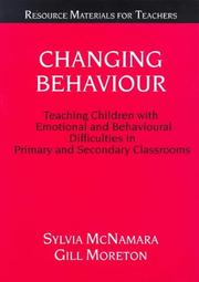 Cover of: Changing behaviour