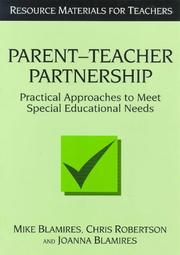 Cover of: Parent-teacher partnership