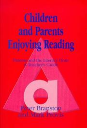 Cover of: Children and parents enjoying reading