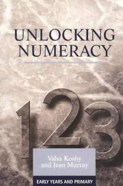 Cover of: Unlocking Numeracy