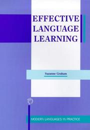 Cover of: Effective Language Learning | Suzanne Graham
