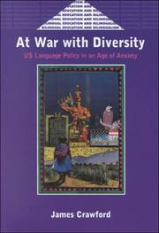 Cover of: At war with diversity