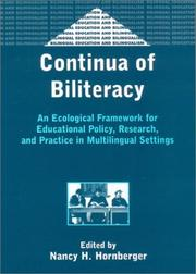 Cover of: Continua of Biliteracy