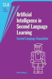 Cover of: Artificial Intelligence in Second Language Learning | Marina Dodigovic