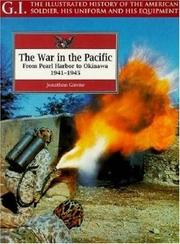 Cover of: The war in the Pacific