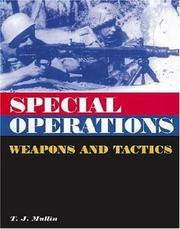 Cover of: Special operations