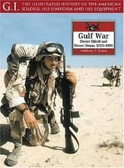 Cover of: Gulf War | Anthony A. Evans