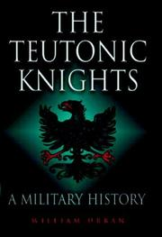 Cover of: Teutonic Knights | William L. Urban