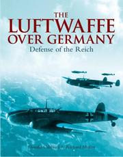 Cover of: The Luftwaffe Over Germany | Donald Caldwell