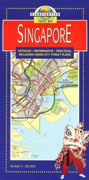 Cover of: Singapore Travel Map