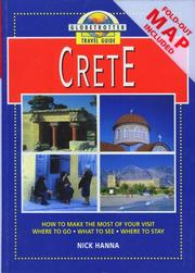 Cover of: Crete Travel Pack | Globetrotter