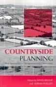 Cover of: Countryside planning |