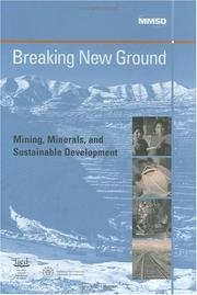 Cover of: Breaking New Ground | Linda Starke