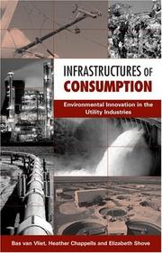 Cover of: Infrastructures of consumption |