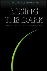 Cover of: Kissing the dark