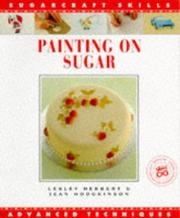 Cover of: Painting on Sugar | Lesley Herbert