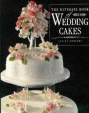 Cover of: The ultimate book of wedding cakes