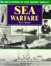 Cover of: Sea warfare