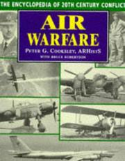 Cover of: Air warfare | Peter G. Cooksley