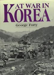 Cover of: At war in Korea