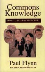 Cover of: Commons knowledge | Paul Flynn