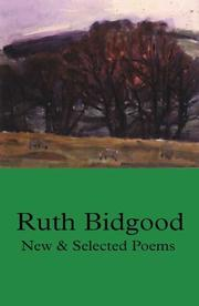 Cover of: New and Selected Poems | Ruth Bidgood