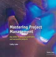 Cover of: Mastering Project Management (Masters S.)