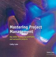 Cover of: Mastering Project Management (Masters)