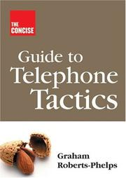 Cover of: The Concise Guide to Telephone Tactics